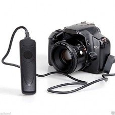 QuikProf Remote Control Shutter Release Cable for Canon  EOS 300D/350D/400D/450D/500D/550D/600D/1000D/1100D/60D/60Da/70D